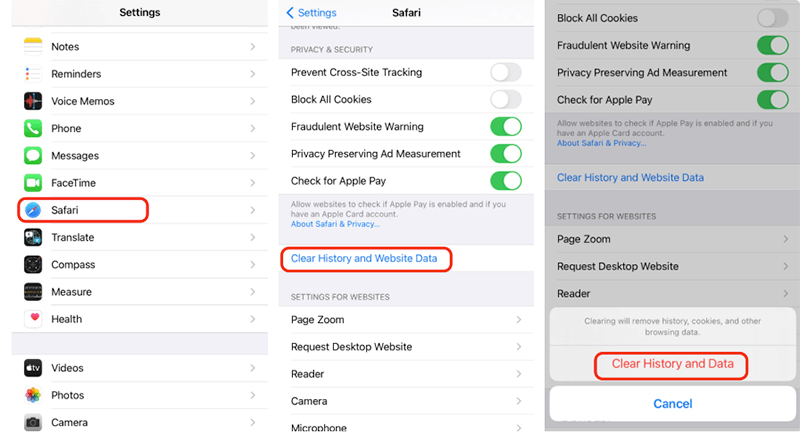 How to Clear Safari Cache on iPhone and iPad