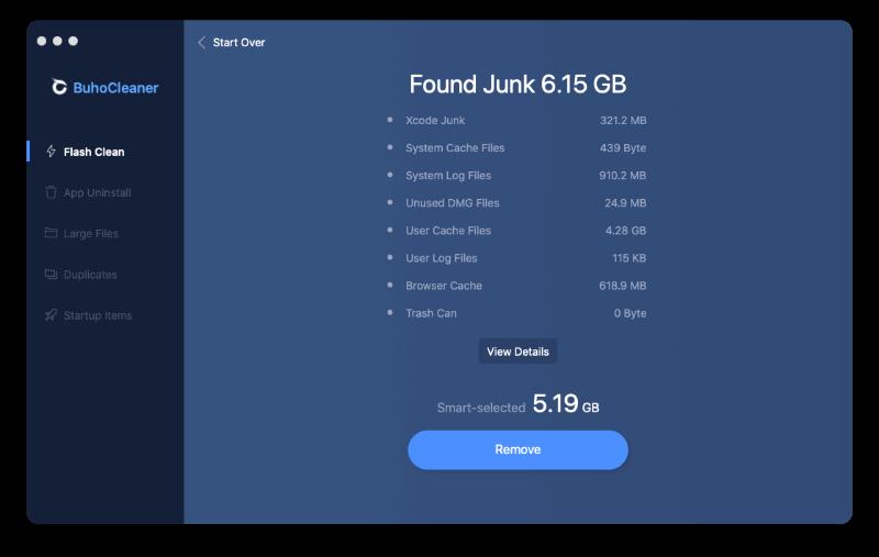 Delete Cache Junks Automatically