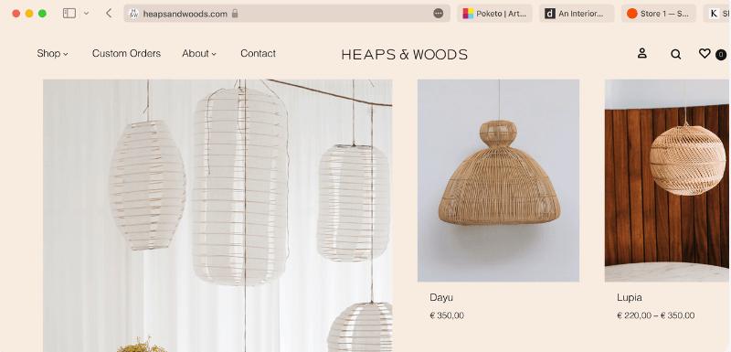 macOS Monterey Feature - Redesigned Safari Tab